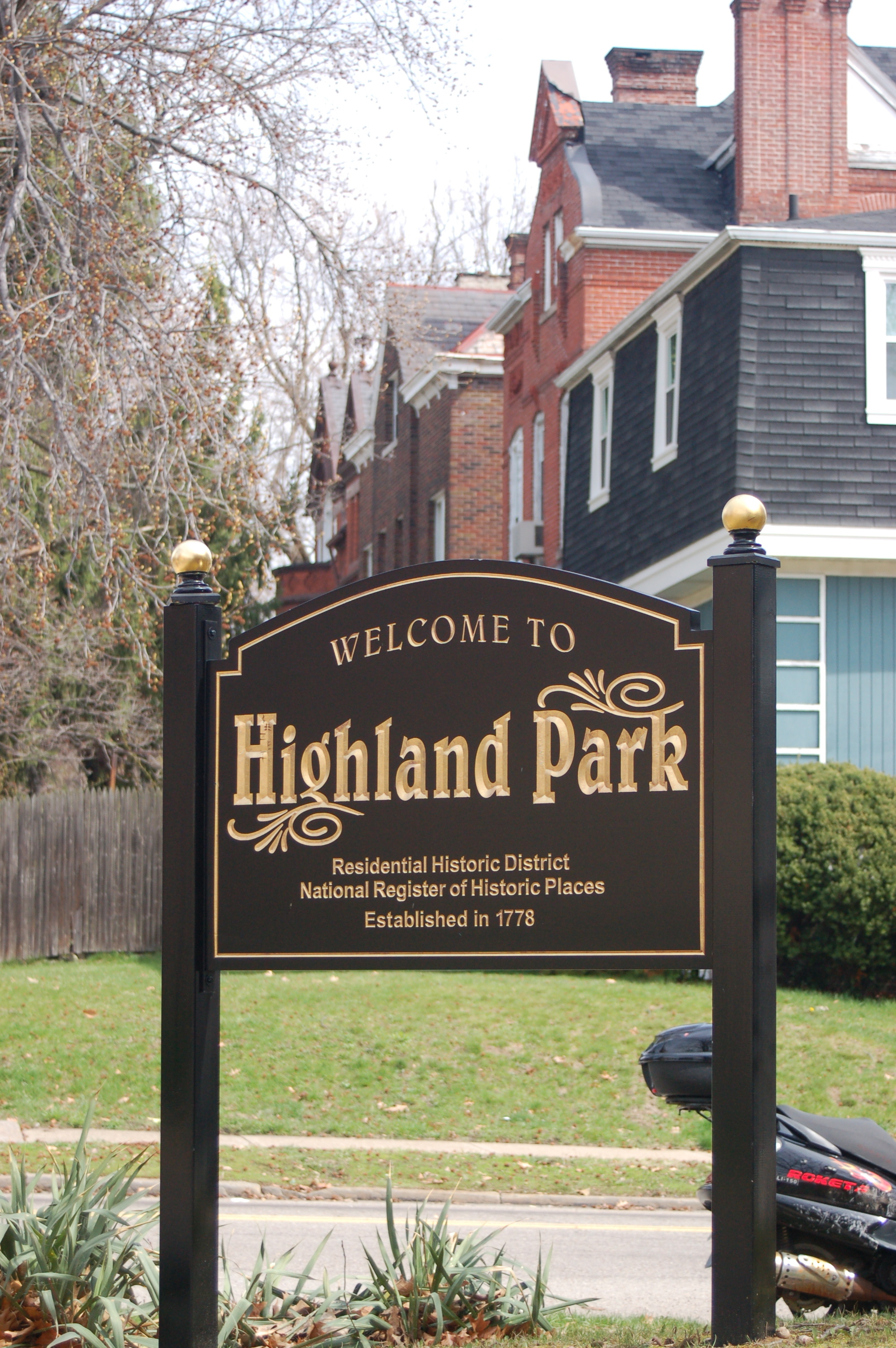 Highland Park   Highland Park Community Council
