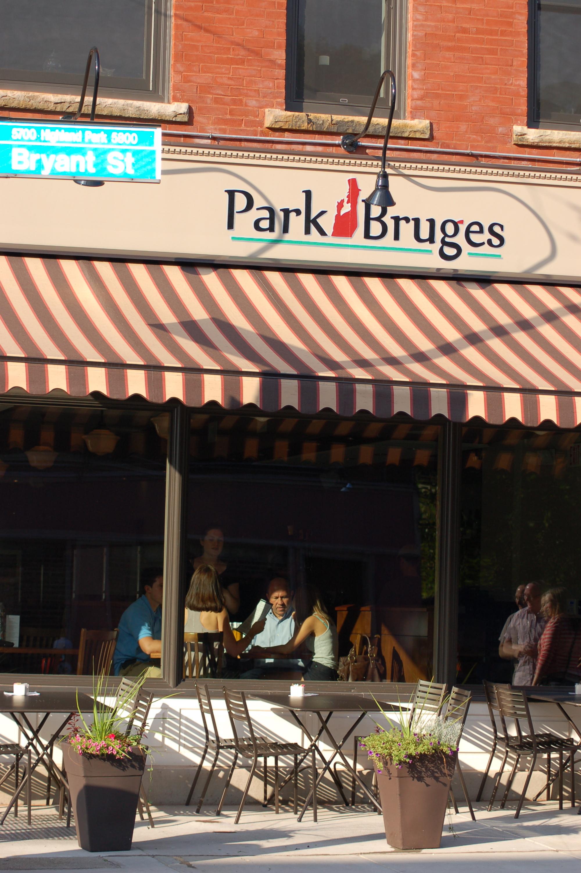 Cafe Brugge Highland Park